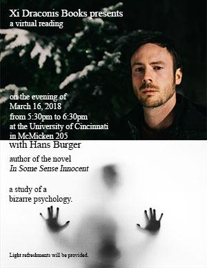Flyer for Reading