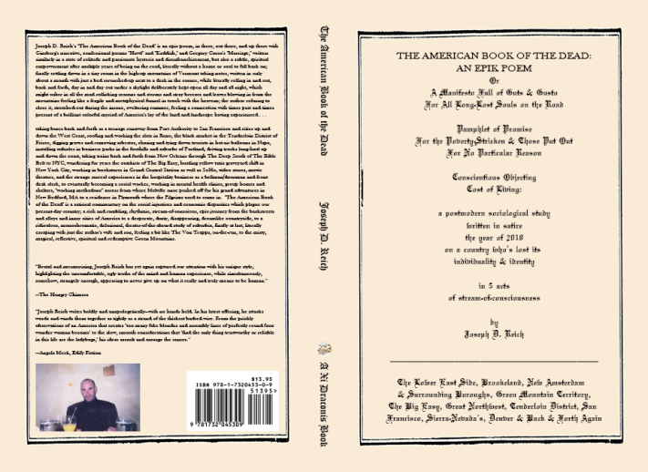 The American Book of the Dead Cover super small